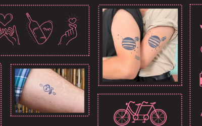 Noun Project x Inkbox: Iconic Tattoos for Valentine's Day