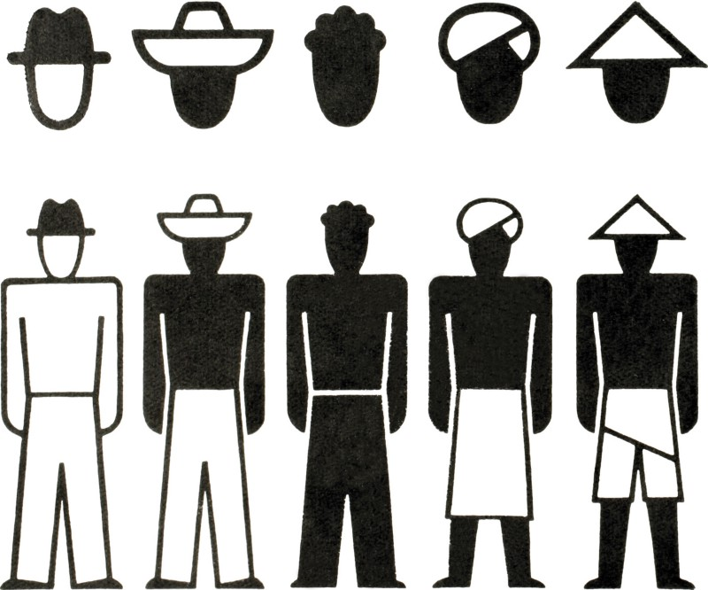 Depicting Race in Iconography
