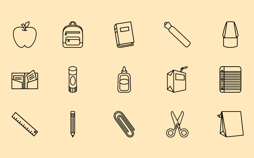 Educational Icon Collections