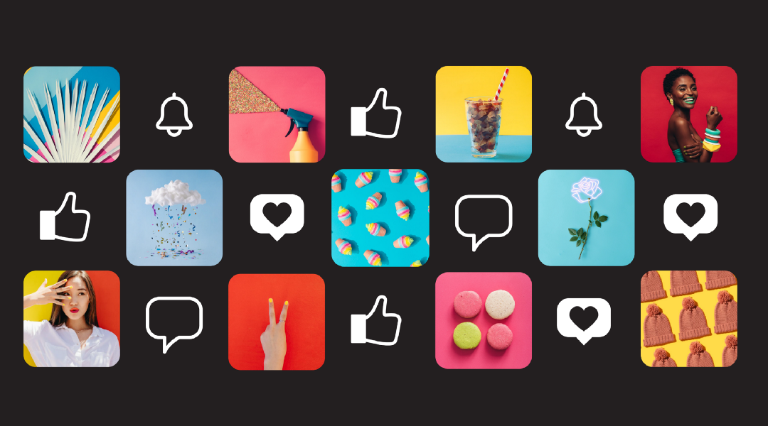 How to Use Stock Photos for Social Media
