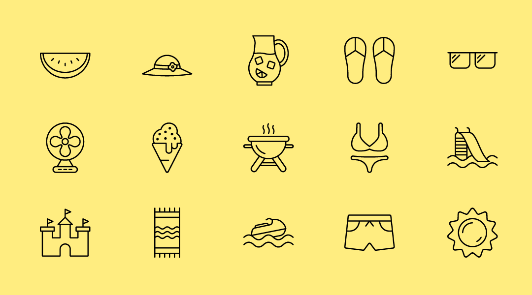 Summer Icon Collections