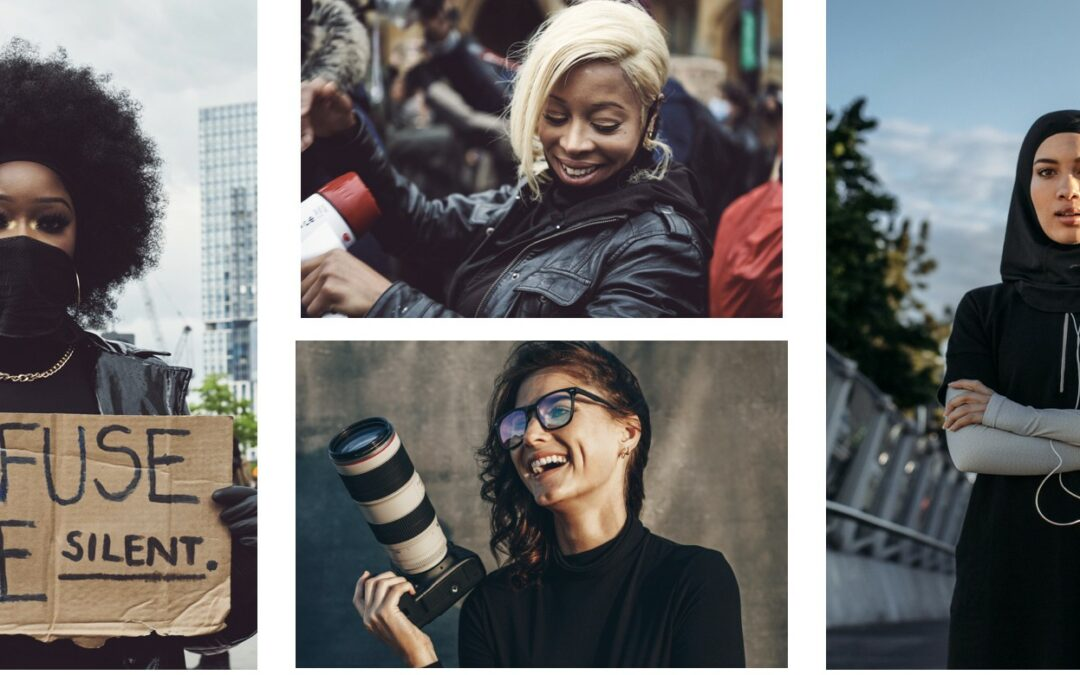 The Empowered Women Photo Collection